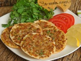 Mini Lahmacun Recipe