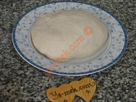 Ekmek Hamurundan Tuzlu Lokma