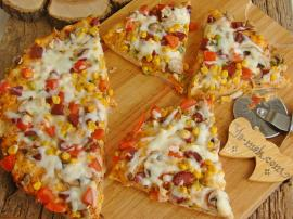Ekmek Hamurundan Pizza Nasıl Yapılır?