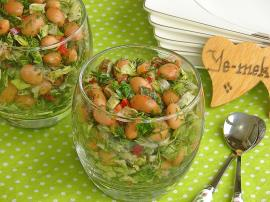 Pinto Beans Salad Recipe