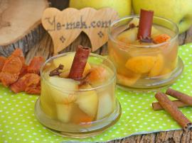 Diabetic Compote Recipe