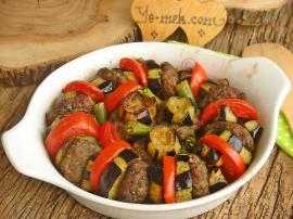 Evde Yapabileceğiniz En Lezzetli Kebap Budur : Fırında Patlıcan Kebabı