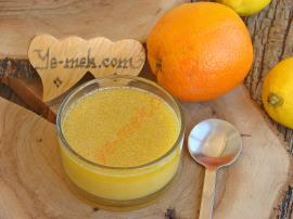 Portakallı Salata Sosu