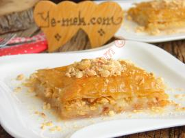 Hazelnut Turkish Baklava Recipe