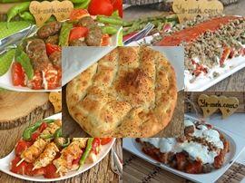 Ramazan Pidesi İle Yapılan Yemek Tarifleri