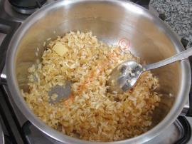 Bulgurlu Pirinç Pilavı