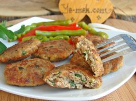 Patatesli Kıbrıs Köftesi Nasıl Yapılır?