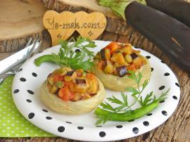 Zeytinyağlı Patlıcanlı Enginar Dolması Nasıl Yapılır?