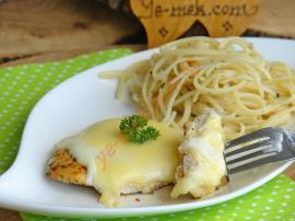 Beşamel Soslu Tavuk Fileto Nasıl Yapılır?