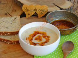 Etli Düğün Çorbası