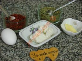 Lor Peynirli Yumurta