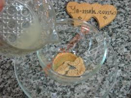 Toz Zencefilli Ballı Limonlu Grip Çayı