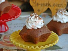 3 Malzemeli Nutellalı Cupcake