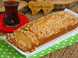 Fındıklı Baton Kek