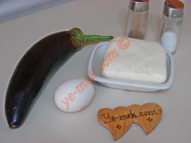 Hellim Peynirli Patlıcan Kızartması