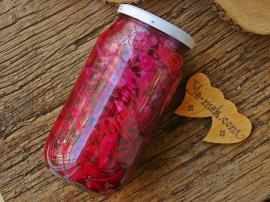 Kırmızı Lahana Turşusu Nasıl Yapılır?