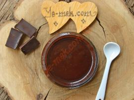 Çikolatalı Ganaj Nasıl Yapılır?