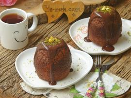 Tencerede Kakaolu Fincan Kek Nasıl Yapılır?
