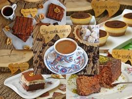 Özellikle Türk Kahvesi Yanına Çok İyi Giden 5 Çikolatalı Tatlı Tarifi
