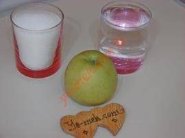 Elma Hoşafı