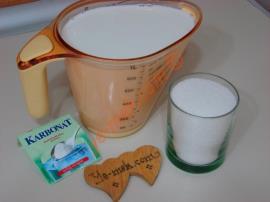 Ev Yapımı Süt Reçeli