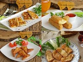 Peynir Kızartması Nasıl Yapılır