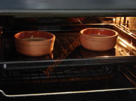 Fırında Sıcak Helva