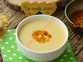 Sarı Mercimek Çorbası Nasıl Yapılır?