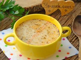 Tavuklu Buğday Çorbası