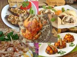 Fırında Oldumu Ayrı Bir Güzel Olan 15 Tavuklu Ana Yemek Tarifi