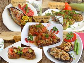 Geleneksel Karnıyarık Yemeğinin Tamamı Bir Birinden Farklı 9 Değişik Yapılışı