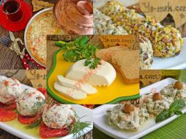 İçine Peynir Girdimi Lezzeti Kat ve Kat Artan 20 Kahvaltılık Peynirli Tarif
