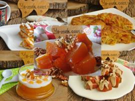 Balkabağı İle Yemeği Taçlandıracak 5 Özel Tatlı Mı Tatlı Tarif
