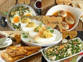 Kahvaltıda Yumurta Olmadı Mı Asla Mutlu Olmayanlar İçin 15 Yumurtalı Kahvaltılık