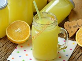 3 Portakaldan 5 Litre Portakal Suyu Nasıl Yapılır?