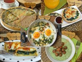 Temel Reisin Bile Artık Safinazdan Sürekli İstediği 15 Ispanaklı Yemek Tarifi