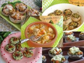 Ara Sıcak Olarak Servis Edildiğinde Ana Yemeği Unutturacak 5 Atıştırmalık Mantar Tarifi