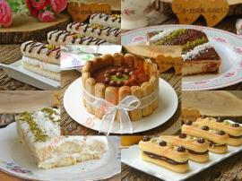 Size Pandispanya Yapmayı Unutturacak Tam 8 Çok Hafif Kedidilli Pasta Tarifi