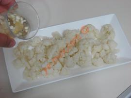 Sirkeli Karnabahar Salatası