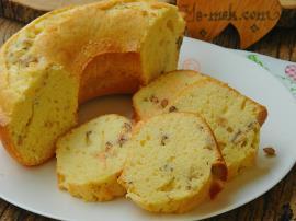 Portakallı Cevizli Kek Tarifi Nasıl Yapılır Resimli Yemek