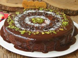 Hiç Fırın Kullanmadan Yapın, Hem Pratik Hem de Puf Puf Bir Kek : Tencere Keki
