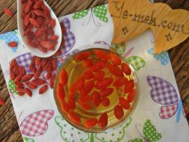 Zayıflatan Kilo Verdiren Goji Berry Çayı