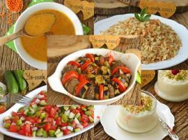 İftar Menüsü (Ramazan 30. Gün)