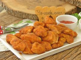 Tavada Galeta Unlu Tavuk Kızartması Nasıl Yapılır?