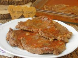 Fırında Salçalı Biftek Nasıl Yapılır?