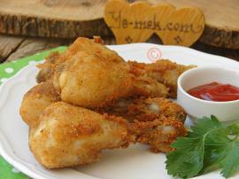 Tarhanalı Çıtır Tavuk Baget Nasıl Yapılır?