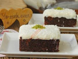 Yaş Pasta Tadında : Kakaolu Gelin Pastası