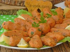 Bulgurlu Patates  Köftesi