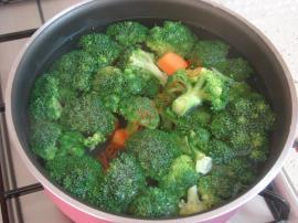 Yoğurtlu Brokoli Ezmesi