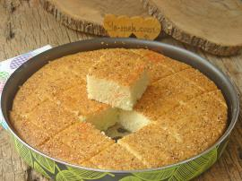 Susamlı Tepsi Keki Nasıl Yapılır?